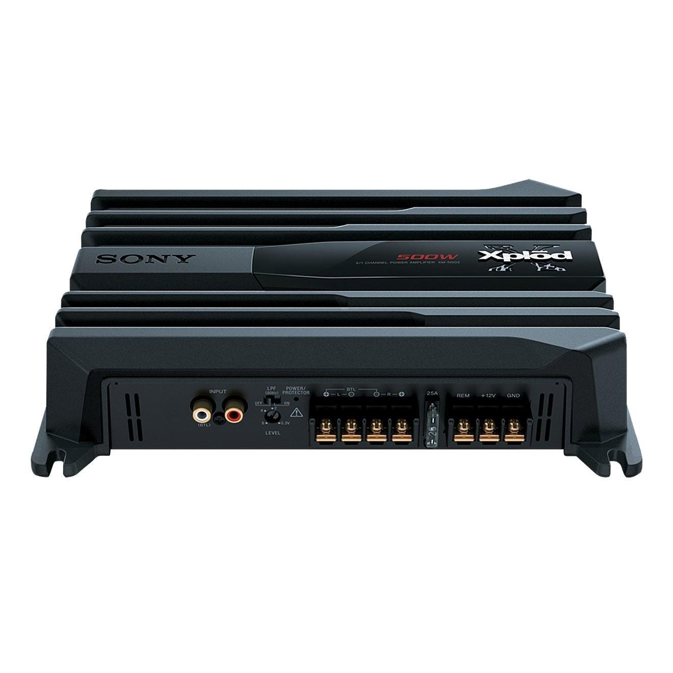 Kenwood KAC-PS704EX Amplificatore Audio per Auto 4 canali 1000 W